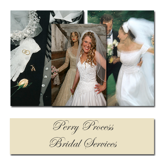 Perry Process Wedding Services